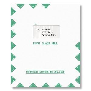 Software Compatible Envelopes